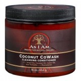 As I Am Coconut Cowash (conditioner lavant) - 454g