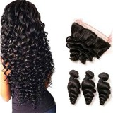 Perruque Lace Wig Malaisienne loose wave